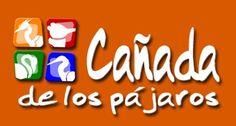 Logo. #Cañada de los #Pajaros. #comarcadedonana #casa #reservanatural #tranquilidad #aves #puebladelrio