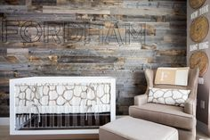 ***Stick On Plank Wall!!  Stikwood | Plan. Peel. Stik