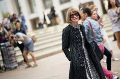 The first thing Anna Wintour notices about someone? Their smile.