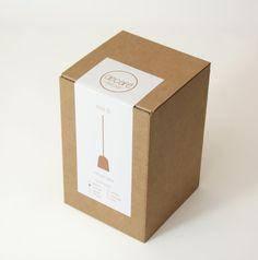 packaging decafé lamps. KojiS