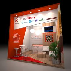 interior Exhibition Stall Design, Exhibition Stands, Kiosk Design, Retail Design, Exibition Design, Expo Stand, Interior Rendering, Stalls, Stage Design