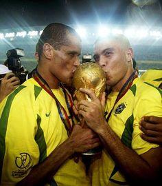 Rivaldo and Ronaldo