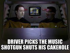 Star Trek TNG Supernatural