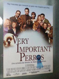 Very Important Perros. Director: Waiting for Guffman. Una pelicula de Warner Bros Pictures.