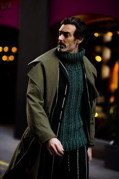 London Fashion Week Mens' Street Style: AW18 | British GQ