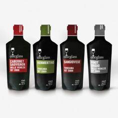 ONEGLASS ist die elegante Lösung, Wein überall zu genießen, ohne gleich eine ganze Flasche zu öffnen.