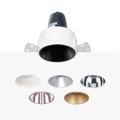 Plaster Trimless LED Downlight - BoscoLighting