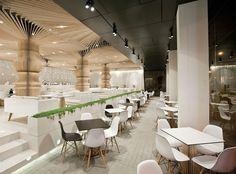 Diners: Premian a los bares y restaurantes mejor diseñados del mundo