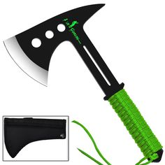 Zombie attacks are on the rise don't be caught unprepared you need the Zombie Reckoning Apocalypse Stainless Steel Full Tang Throwing Target Axe. #zombiereckoningapocalypsefulltangthrowingtargetaxe