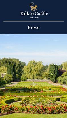 Kilkea Castle in the Media: Refit complete, Ireland's Kilkea Castle set to welcome guests.