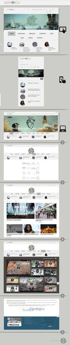 Site ADRIMORGUI (atualizado) Projeto: layout, conteúdo e SEO por Adriana Guimarães. Banners: Andre Camargo e Adriana Guimarães.  Programação: Priole Krüger.