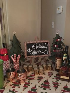 Holiday cheers