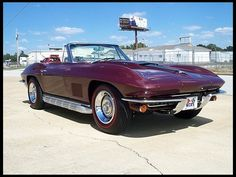 1967 Chevrolet Corvette Convertible 427/400 HP, 4-Speed