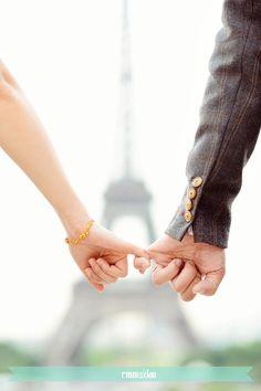 Hold me now - Paris Carmen Siu & Bryan Ng – Teaser { Paris }