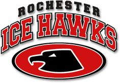 HOCKEY! Loving those Rochester Ice Hawks Junior A Tier III