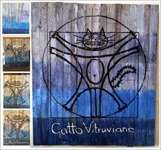"""""""Vitruvian cat"""""""