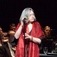 Natalie Merchant, singer-songwriter, b. 1963