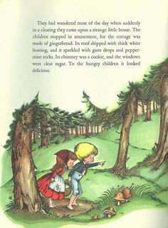 Hansel and Gretel by contrarymary, via Flickr