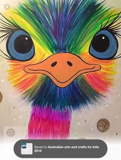 How to Draw a Hand Drawing with a Pencil? Easy Animals, Art Lessons Elementary, Art Plastique, Art Activities, Teaching Art, Animal Paintings, Bird Art, Cute Drawings, Zentangle