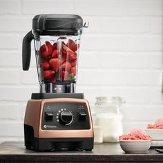 You'll love the Professional Series 750 Blender in Copper at Wayfair - Great Deals on all Kitchen & Dining  products with Free Shipping on most stuff, even the big stuff.