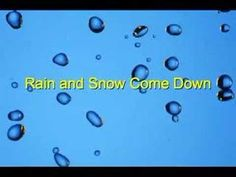 The Water Cycle Song