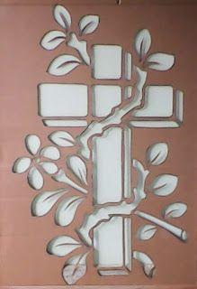 Stencil Patterns, Stencil Designs, Mosaic Patterns, Mosaic Crosses, Wooden Crosses, Mosaic Garden, Mosaic Art, Mehendi Decor Ideas, Donna Dewberry Painting