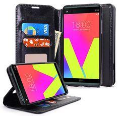 NageBee Premium PU Leather Wallet Case