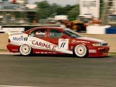 Mobil 1 Toyota Carina E BTCC (AT190) 1993–95 (via http://www.autowp.ru/picture/408887 )