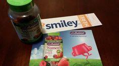 #Free sample of Women's Vitafusion Multivitamin from Smiley360