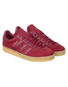 091295b5bef Buy Topanga Shoes - Burgundy by Adidas Originals from our Footwear range -  Reds -   fatbuddhastore