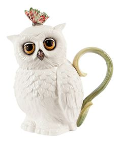 Look at this Edie Rose by Rachel Bilson Owl Teapot on #zulily today!