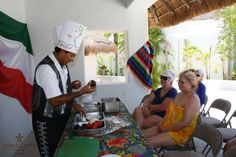 Did you know Sunscape Sabor Cozumel offers cooking classes for guests? Come home with more than just a tan!