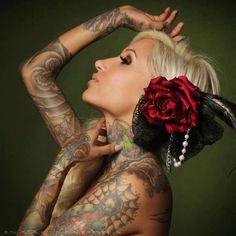 Tattoos and Tattoo Art