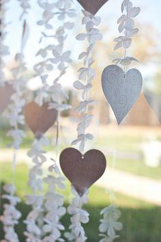 Purple & Silver Tuscan - Inspired Wedding|Photo by: tarashiloh.com