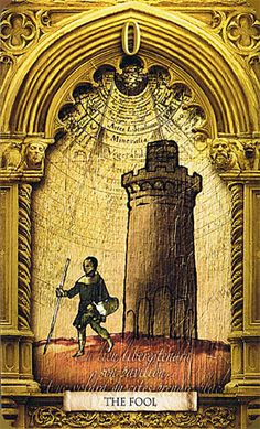 Lost Tarot of Nostradamus - The Fool Spooky Scary, Creepy, Tarot The Fool, Le Tarot, Fortune Telling Cards, Online Tarot, Tarot Major Arcana, Dark And Twisted, Spiritus