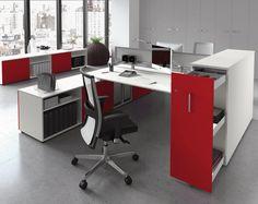 Scrivania Ufficio Doppia : Fantastiche immagini in ufficio operativo su opera