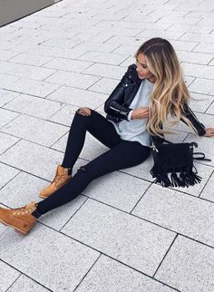 Best Comfortable Women Fall Outfits Ideas As Trend 2017 236