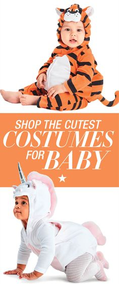 Whether it's baby's first Halloween or you're just looking for something fabulous, make it a holiday to remember & shop macys.com for tons of cute costume ideas! We have get-ups for little boys and girls including tigers, unicorns and more!