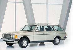 Mercedes W123, 1984
