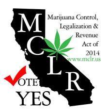 California MCLR 2014 | The Marijuana Control, Legalization & Revenue Act