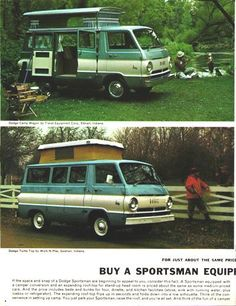 dodge camper van - Google Search