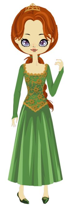 Princess Fiona by Mara Sop [©2011]
