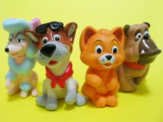 McDonalds Happy Meal Toy / Walt Disney Oliver & Company (1988)