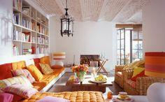 How to style your #home like a globetrotter. Here you find really helpful tips how to decorate your living room #Bosch #Makeityourhome /// Tipps und Tricks für die richtige Wohnzimmereinrichtung für Weltenbummler findet Ihr hier!