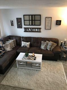Studio Apartment Decorating, Farmhouse Furniture, Farmhouse Style, Living  Room Decor, Future House