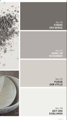 Uberlegen Alpina Feine Farben Grau