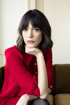 Stacy Martin's Miu Miu Perfume And New Films: We sat down to talk with Stacy about learning the piano for an upcoming film with original music by SIA and everything Miu Miu. | Coveteur.com
