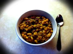 Kicked up Red Beans & Rice