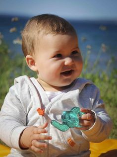 Giveaway Alert! Award-Winning Nawgum Teether – Celebrity Baby Trends