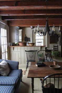 Kaunis koti maalla - A Beautiful House Phoebe Troyer via